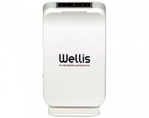 Wellis: Purificador de aire para ambientes contaminados